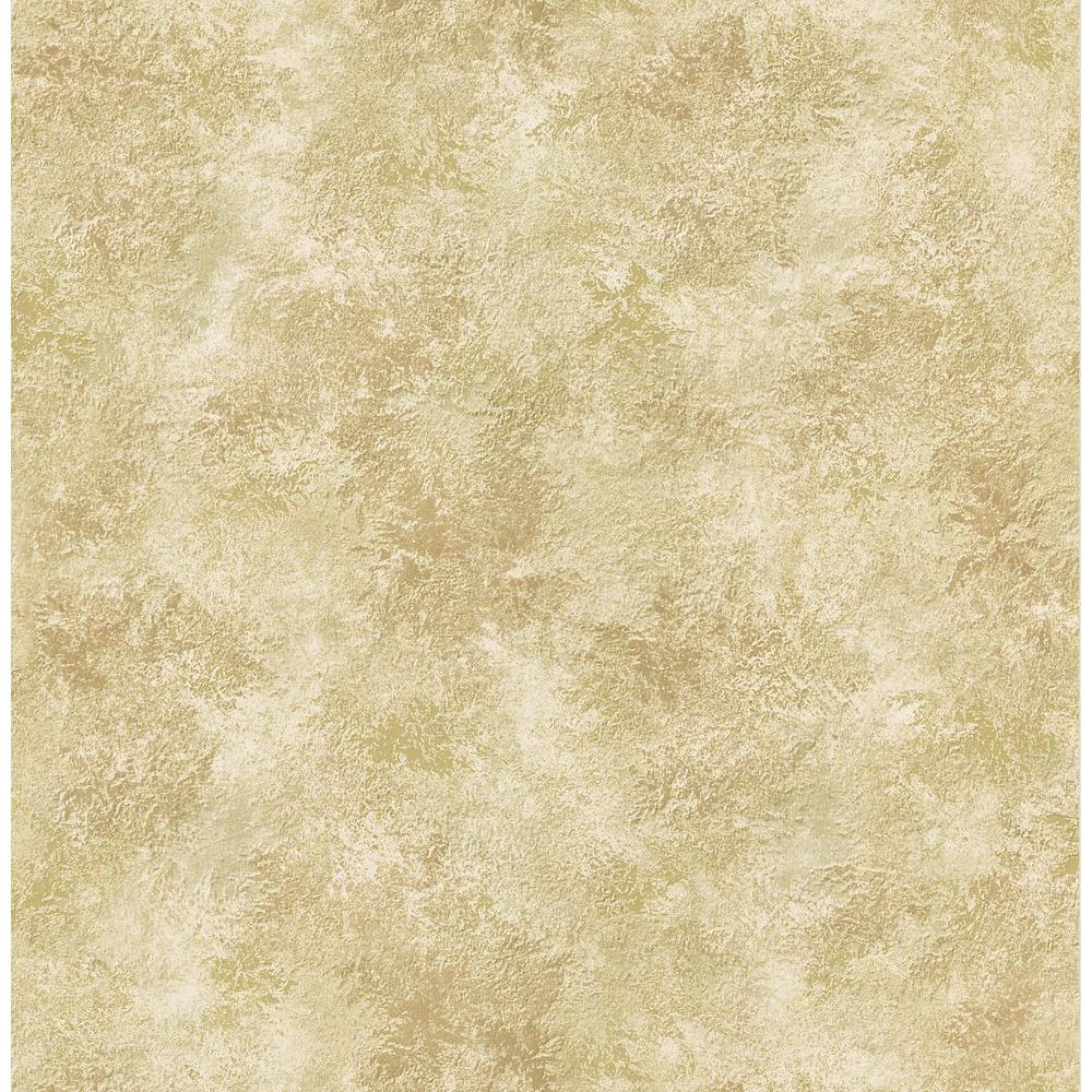 Brewster Northwoods Lodge Neutral Sponge Texture Wallpaper Sample