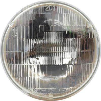 Incandescent Sealed Beam - Single Commercial Pack - High Beam and Low Beam