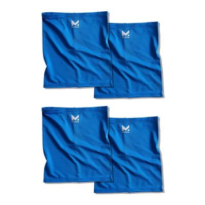 Blue Youth Cooling Gaiter (4-Pack)