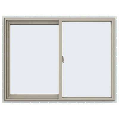 V-2500 Series Sliding Vinyl Window