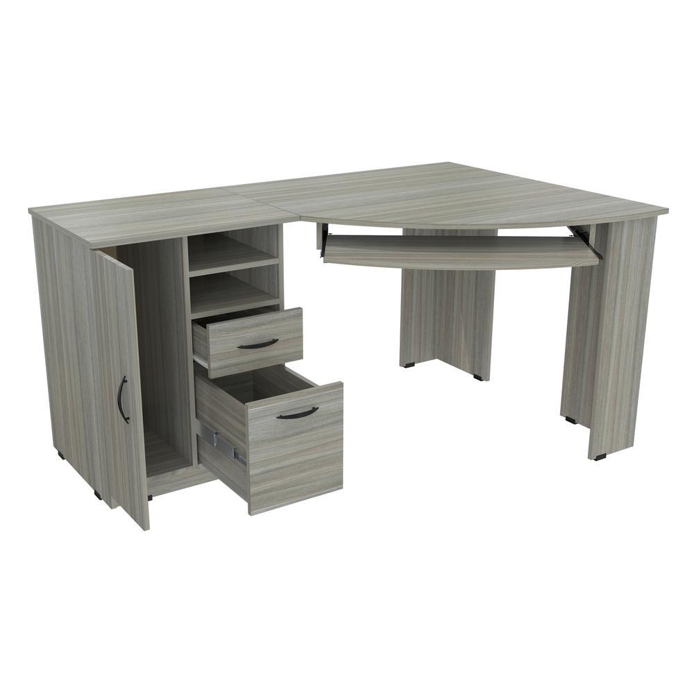 L-Shaped - Desks - Home Office Furniture - The Home Depot