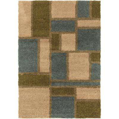 Concepts Khaki 2 ft. x 3 ft. Indoor Area Rug