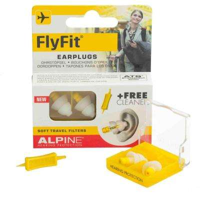FlyFit ThermoShape Earplugs