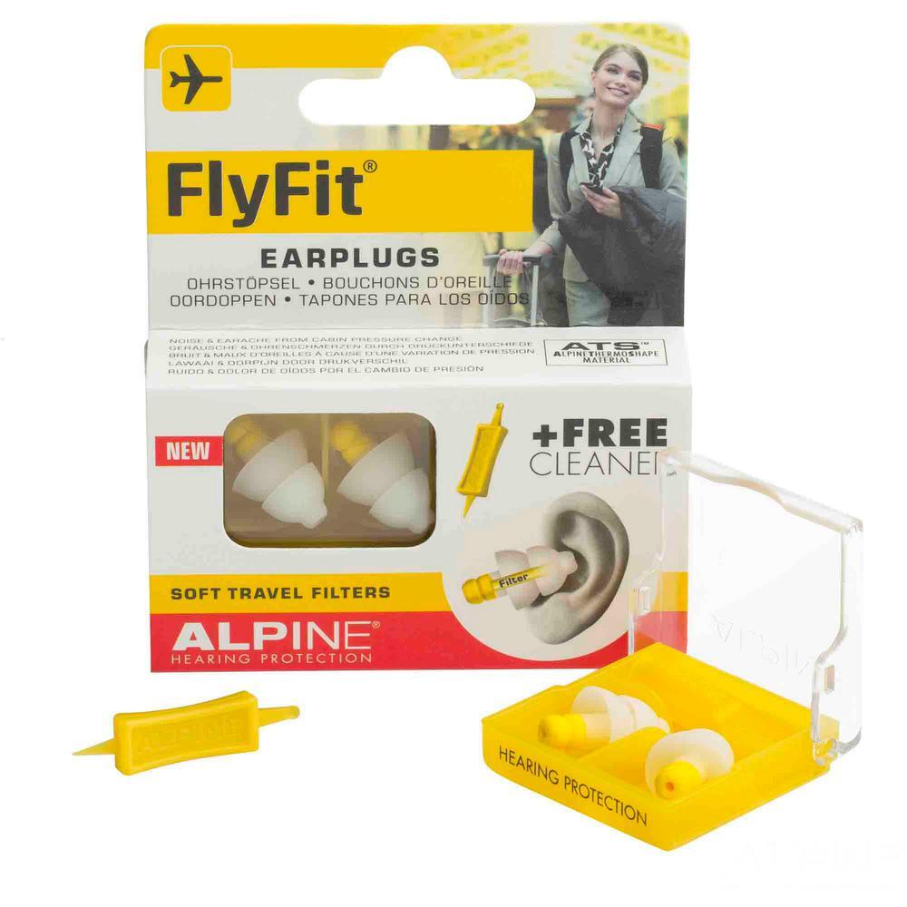 FlyFit ThermoShape Earplugs