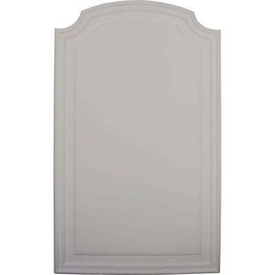 5/8 in. x 21-5/8 in. x 35-5/8 in. Polyurethane Legacy Arch Top Wall/Door Panel