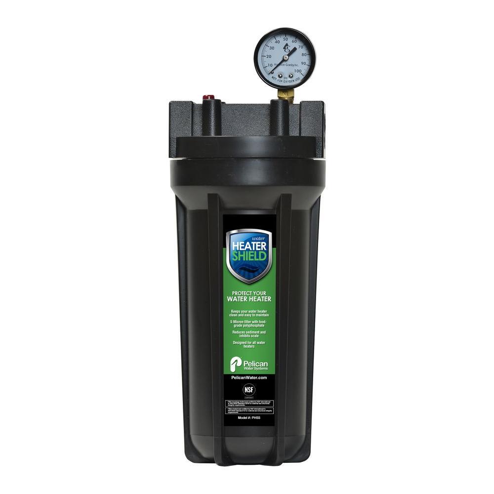 5 GPM 0.75 in. Water Heater Shield