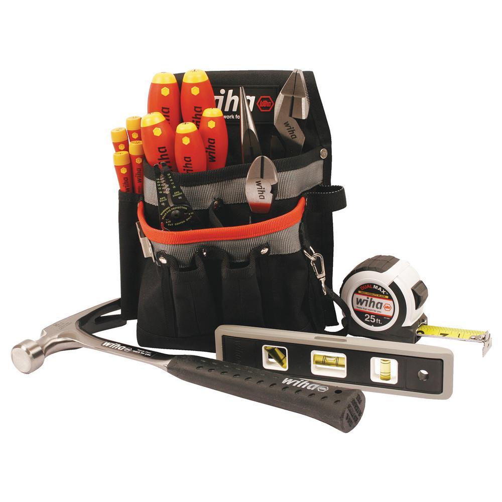 16-Piece Insulated Apprentice Tool Set