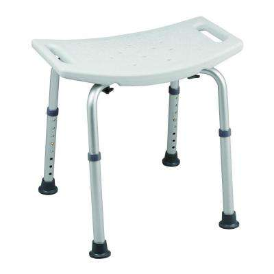 Bath Seat with BactiX without Backrest