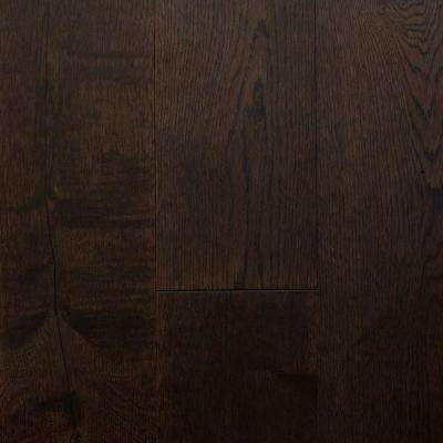 Castlebury French Roast Eurosawn White Oak 1/2 in. T x 7 in. W x Random Length Eng Hardwood Flooring (31 sq. ft. / case)