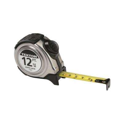 12 ft. x 5/8 in. Auto Lock Tape Measure