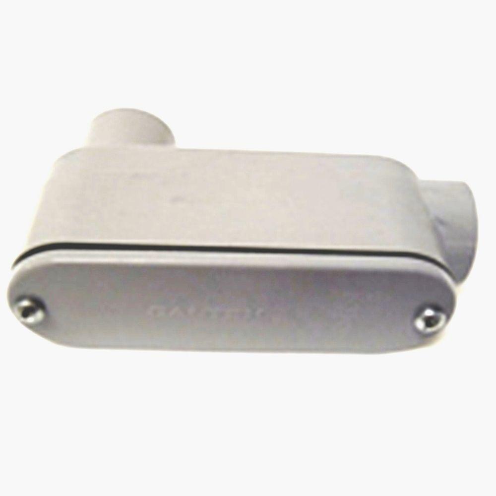 Ll Conduit Outlet Body PVC