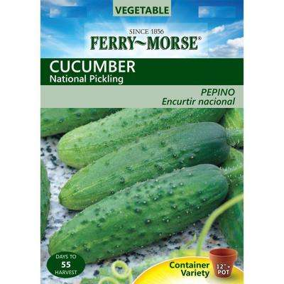 Cucumber National Pickling Seed