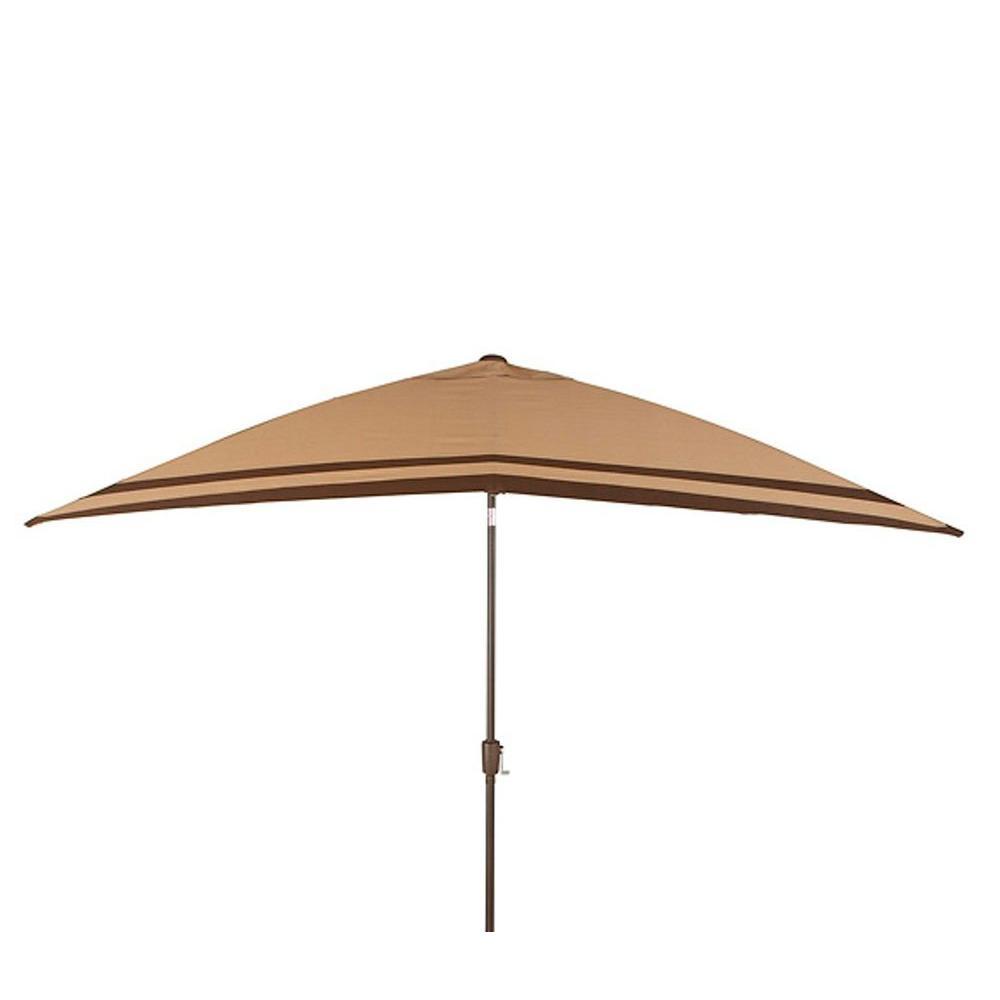 Martha Stewart Living Mallorca 11 ft. Patio Umbrella-DISCONTINUED