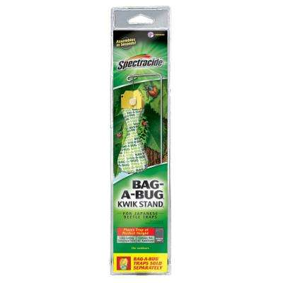 Bag-A-Bug Kwik Stand for Japanese Beetle Trap
