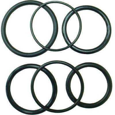 Large Rubber O-Ring Set #1 (6-Piece)