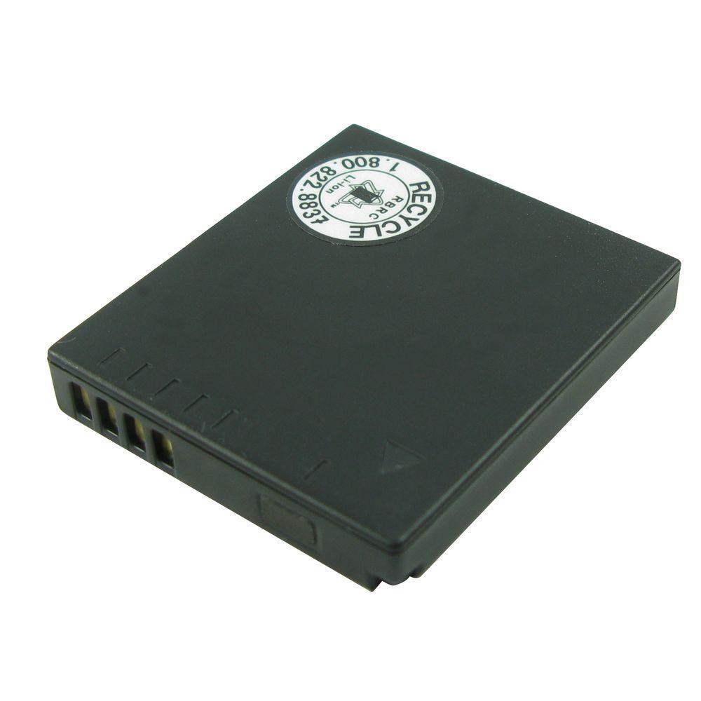Lenmar Lithium-Ion 840mAh/3.6-Volt Digital Camera Replacement Battery