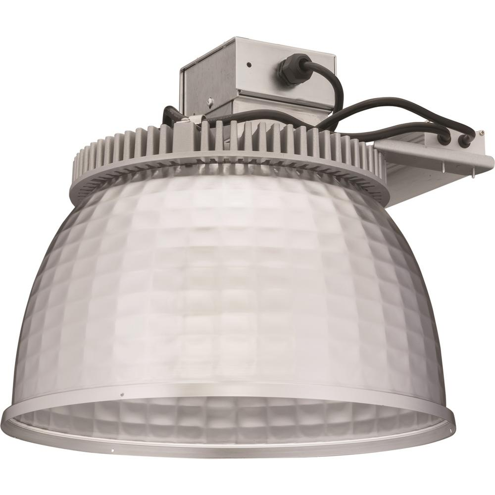 Led High Bay Lights Ireland: Lithonia Lighting JCBL 162-Watt Gloss Aluminum Integrated