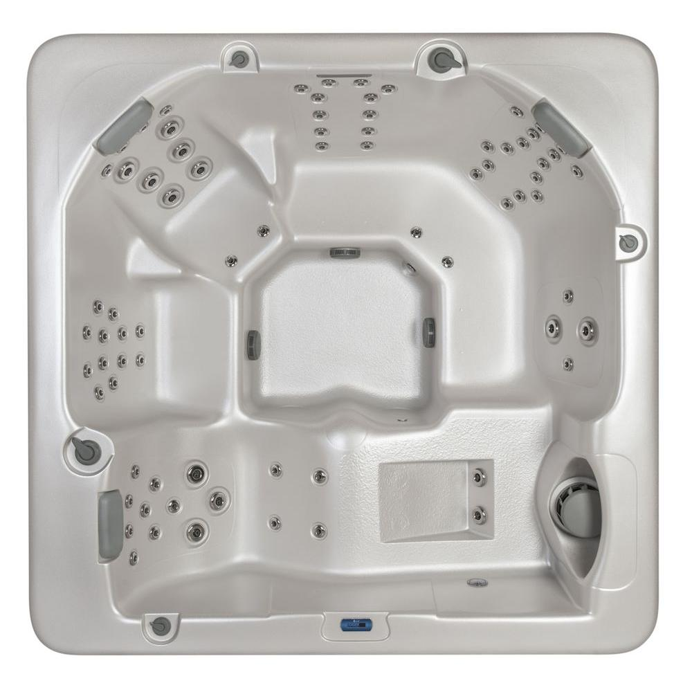 Summit Hot Tubs Meribel 6-Person 75-Jet with Lounger-DISCONTINUED