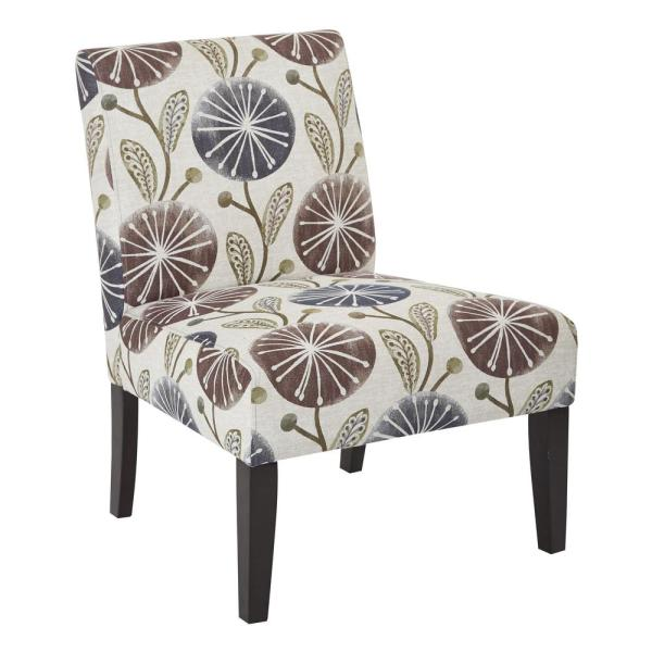 OSP Home Furnishings Laguna Dandelion Chair LAG51-SK31