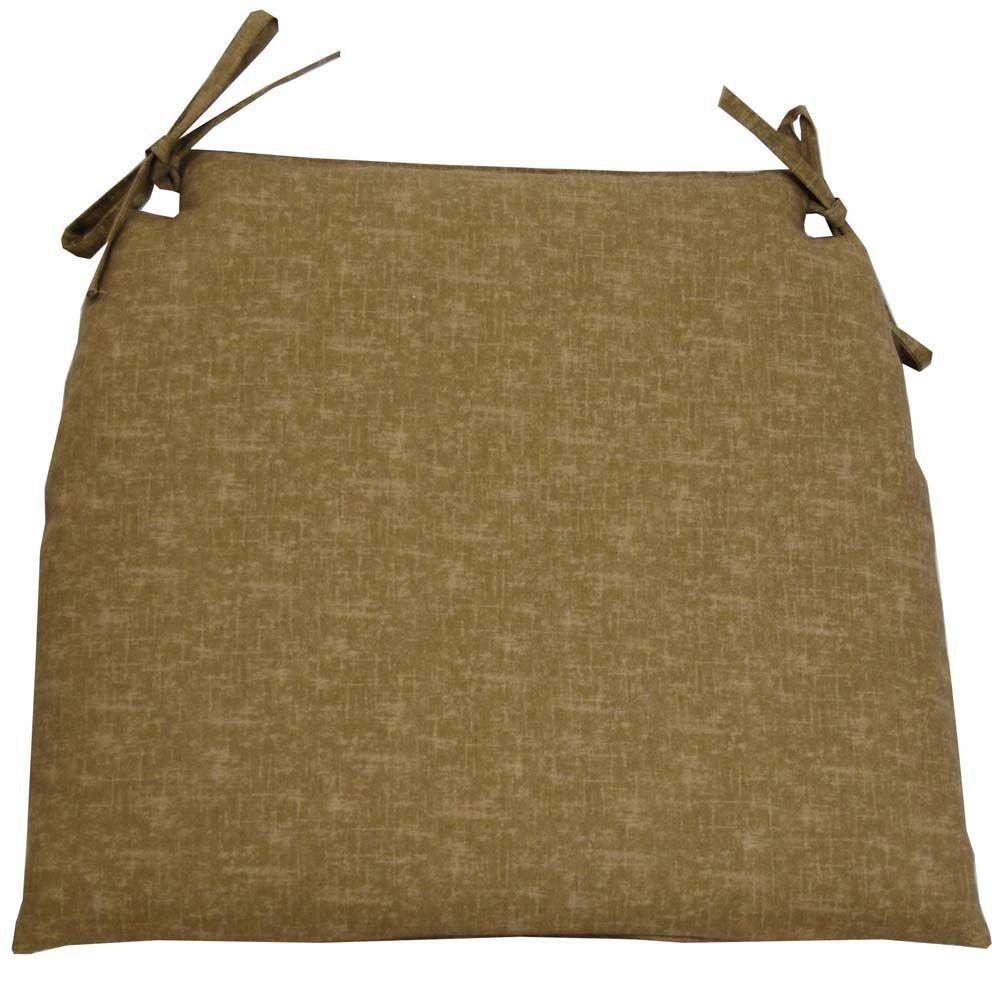 null Barts Textured Sand Outdoor Rocker Seat Cushion-DISCONTINUED