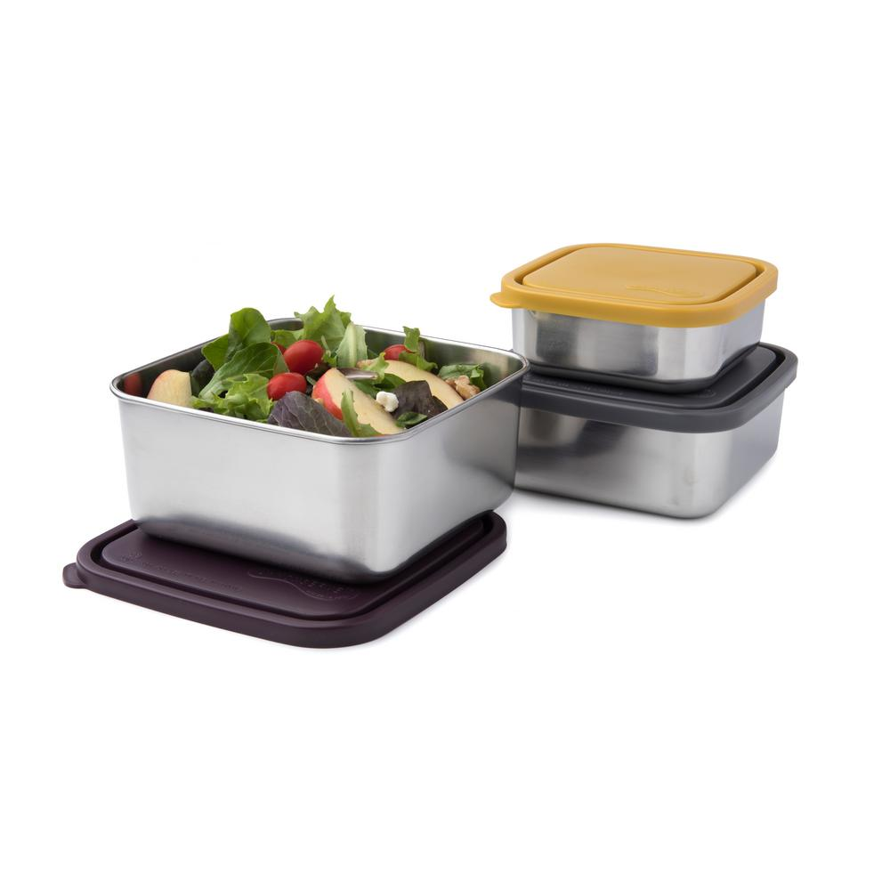 Is It Safe To Store Food In Stainless Steel