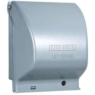 2-Gang Weatherproof Extra Duty In-Use Cover