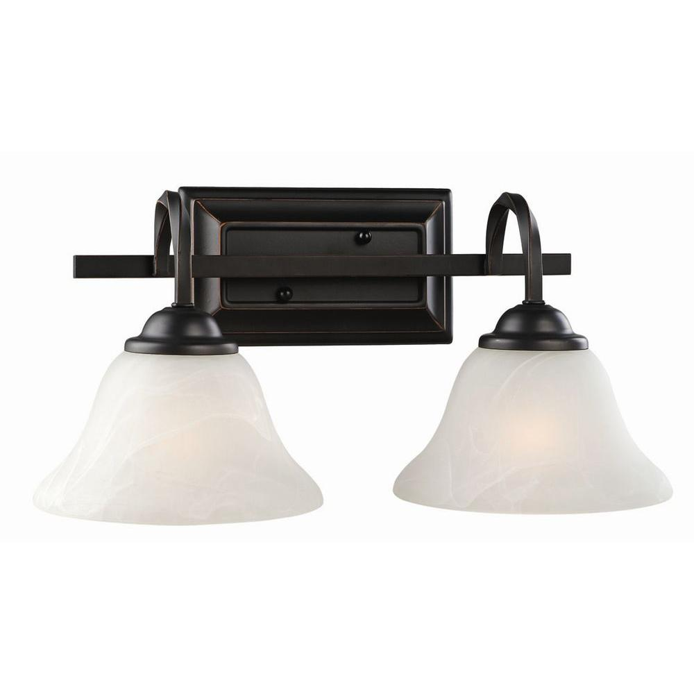 Design house drake 2 light oil rubbed bronze wall mount sconce design house drake 2 light oil rubbed bronze wall mount sconce aloadofball Image collections