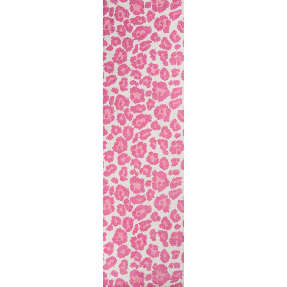 Heavenly Pink 2 ft. x 8 ft. Indoor Runner Rug