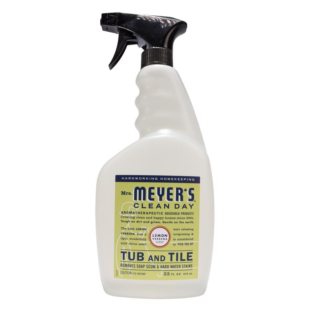 33 fl. oz. Lemon Verbena Tub and Tile Cleaner
