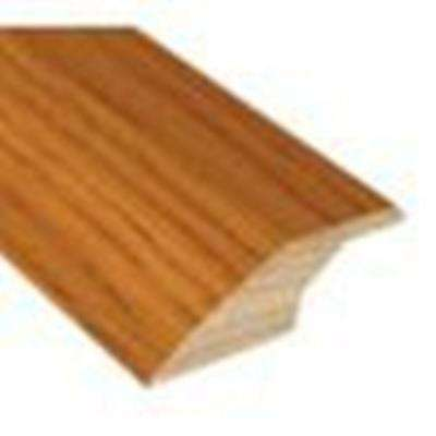 Oak Harvest 3/4 in. Thick x 2-1/4 in. Wide x 78 in. Length Hardwood Lipover Reducer Molding