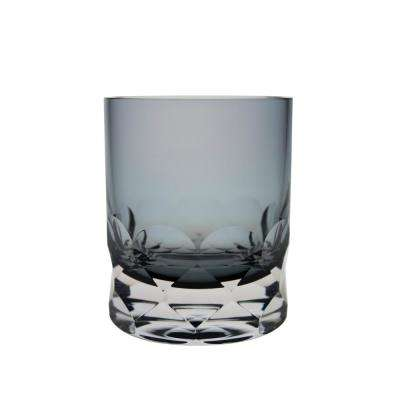 Vienna 7 oz. Smoke Blue Old-Fashioned (Set of 2)