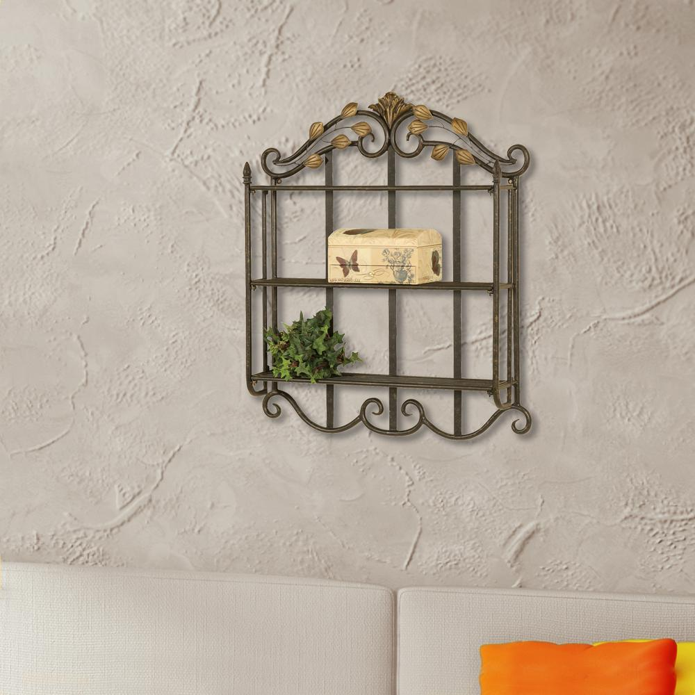 Wall Mounted Shelves - Shelves & Shelf Brackets - Storage ...