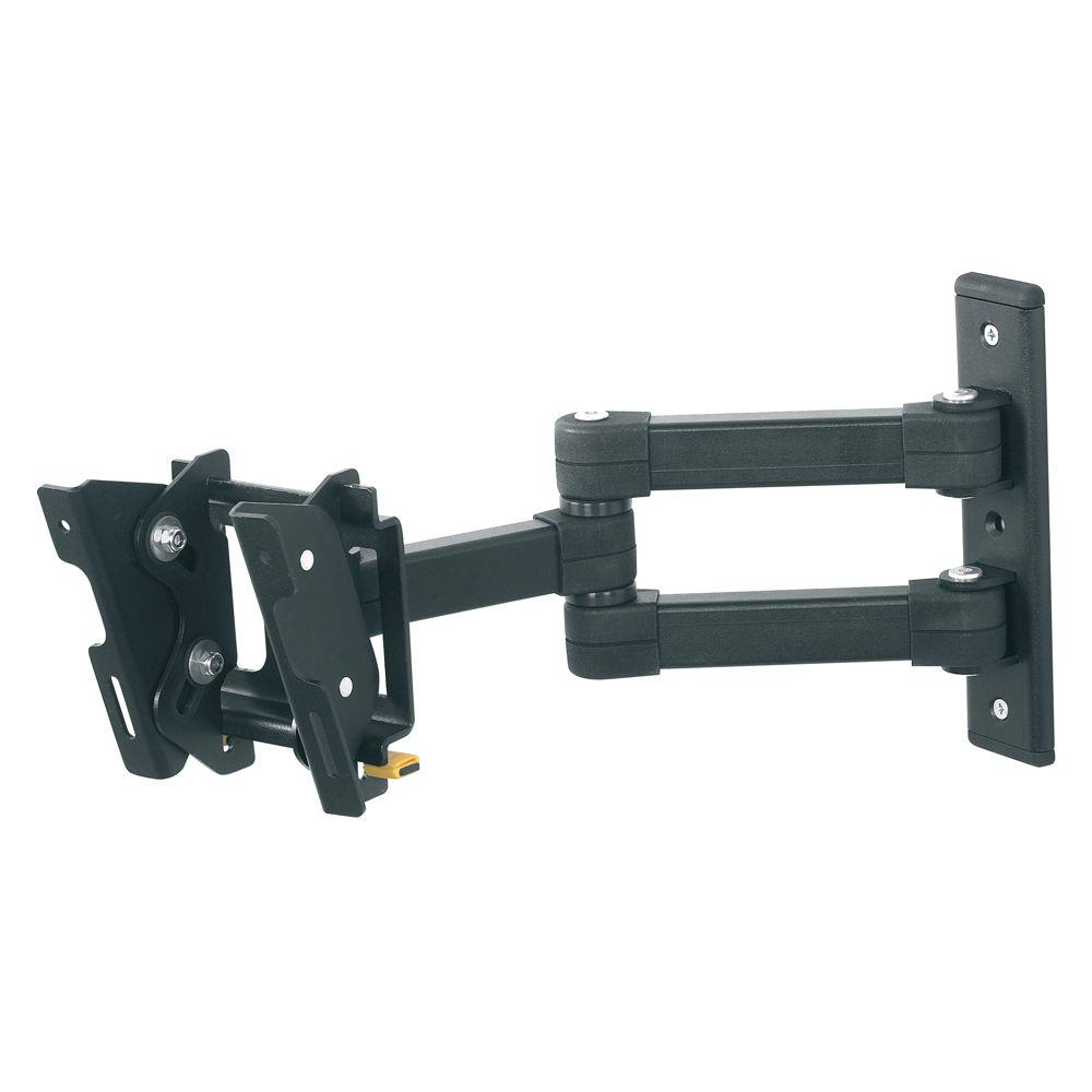Multi Position Dual Arm TV Mount for 12 - 25 in.