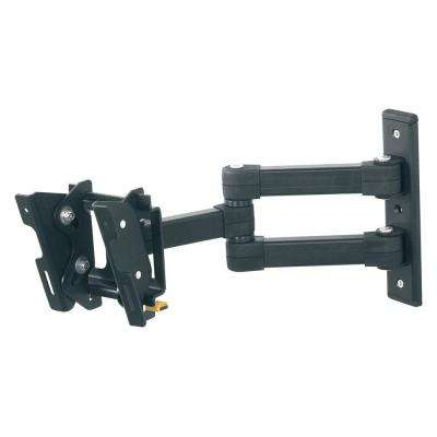 Multi Position Dual Arm TV Mount for 12 - 25 in. Screens