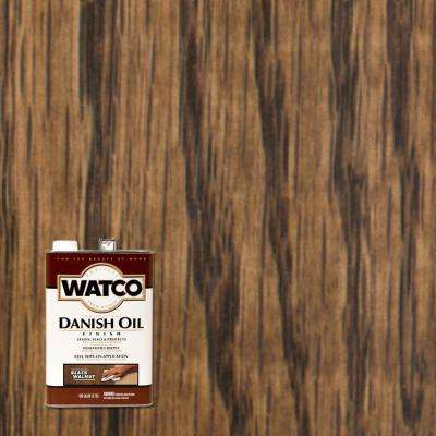 1 gal. Black Walnut Danish Oil (2-Pack)