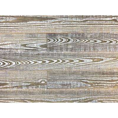 Thermo-Treated 1/4 in. x 5 in. x 4 ft. Gray Barn Wood Wall Planks (10 sq. ft. per 6-Pack)