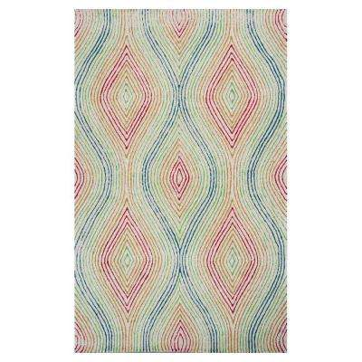 Natural Vista 8 ft. x 10 ft. All-Weather Area Rug