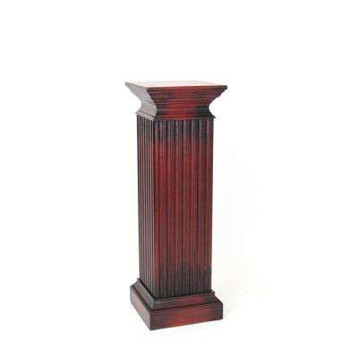 Honey Brown Greek Pedestal