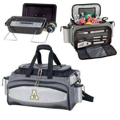 App State Mountaineers - Vulcan Portable Propane Grill and Cooler Tote with Embroidered Logo