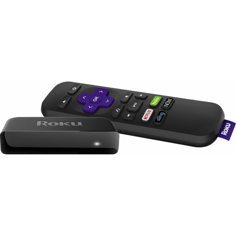 Premiere Streaming Media Player in Black
