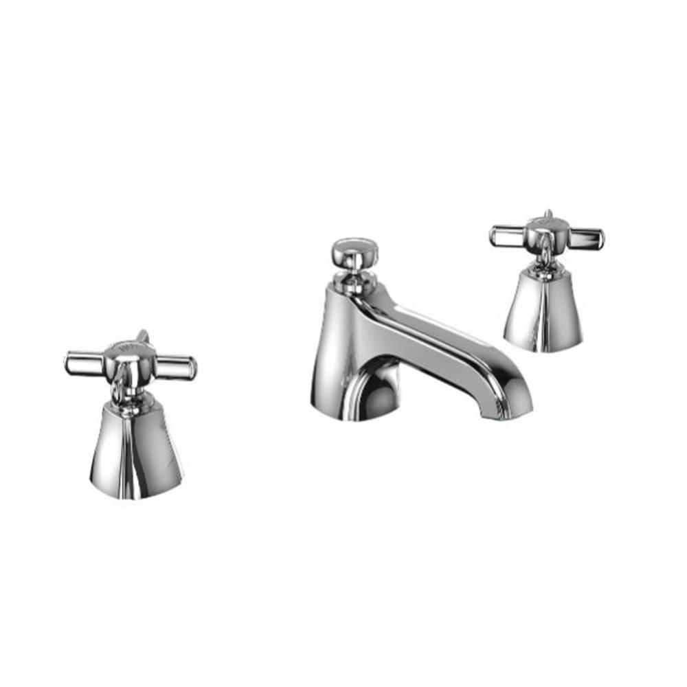 Toto Guinevere 8 In Widespread 2 Handle Bathroom Faucet With Lever Handles In Polished Chrome