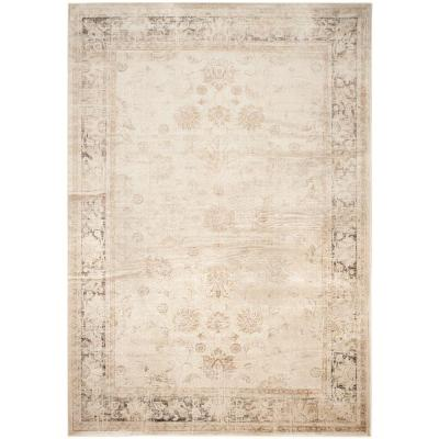 Vintage Stone 10 ft. x 14 ft. Area Rug