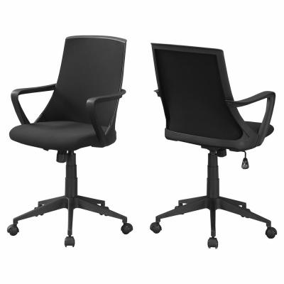 Black Multiposition Office Chair