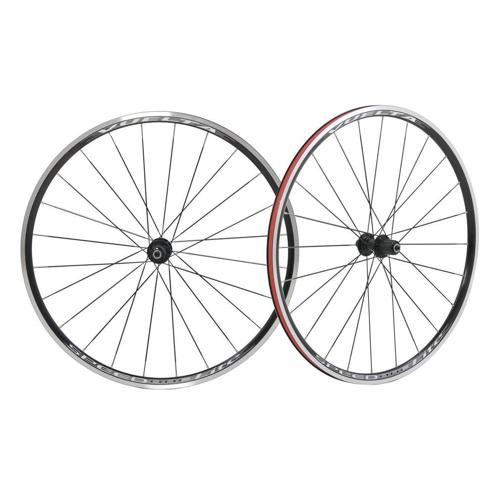 vuelta speed one lite 700c alloy handbuilt 11sp road wheelset-811250310