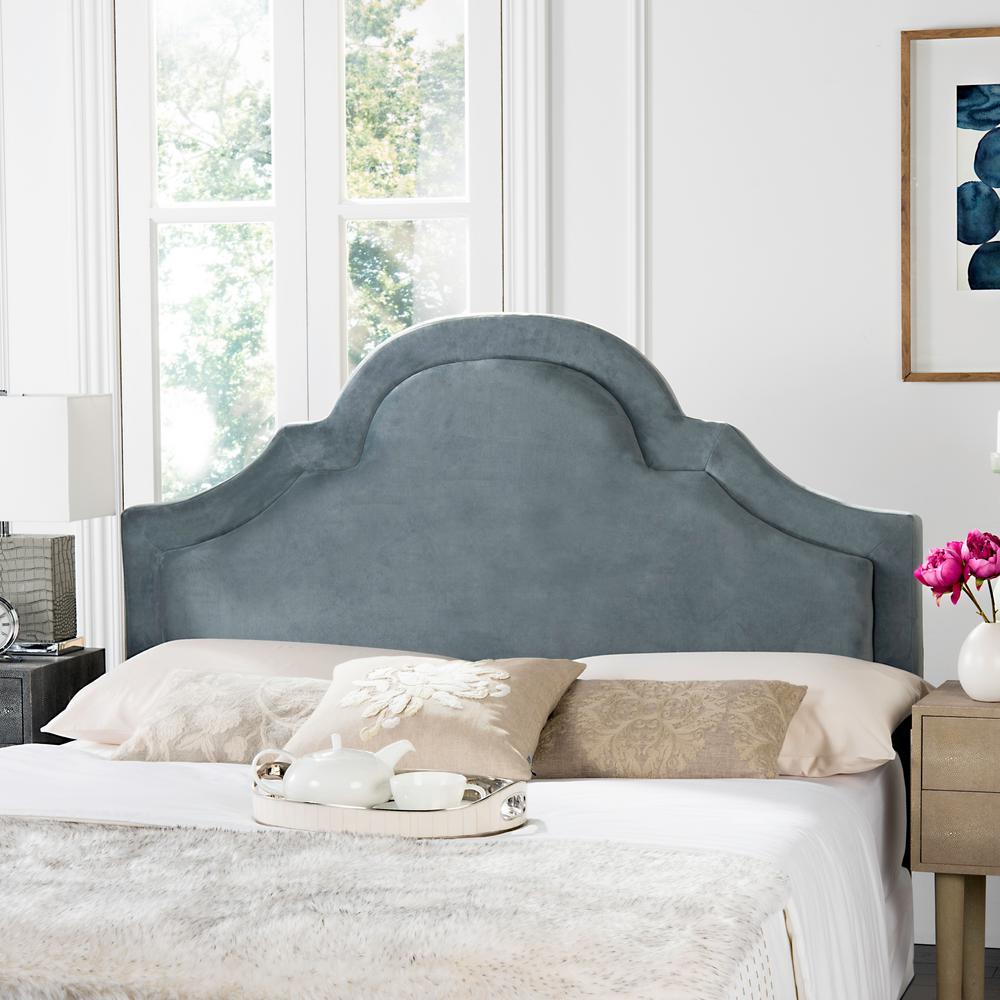 Safavieh Hallmark Wedgwood Blue Queen Headboard-MCR4680E - The ...
