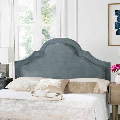 Kerstin Wedgwood Blue Queen Headboard