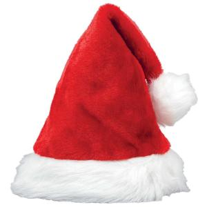532539a92 Amscan 5 in. x 13 in. Santa Cowboy Christmas Hat-398828 - The Home Depot