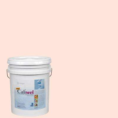 5 gal. Clear Horizon Pink Latex Premium Antimicrobial and Anti-Mold Interior Paint
