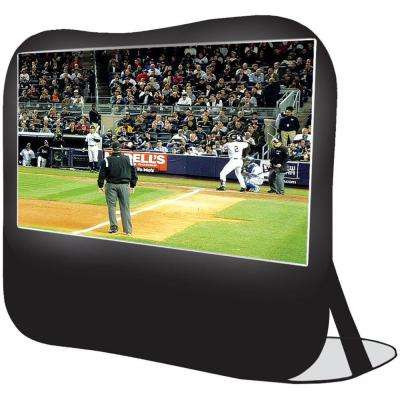 84 in. Pop-Up Projection Screen