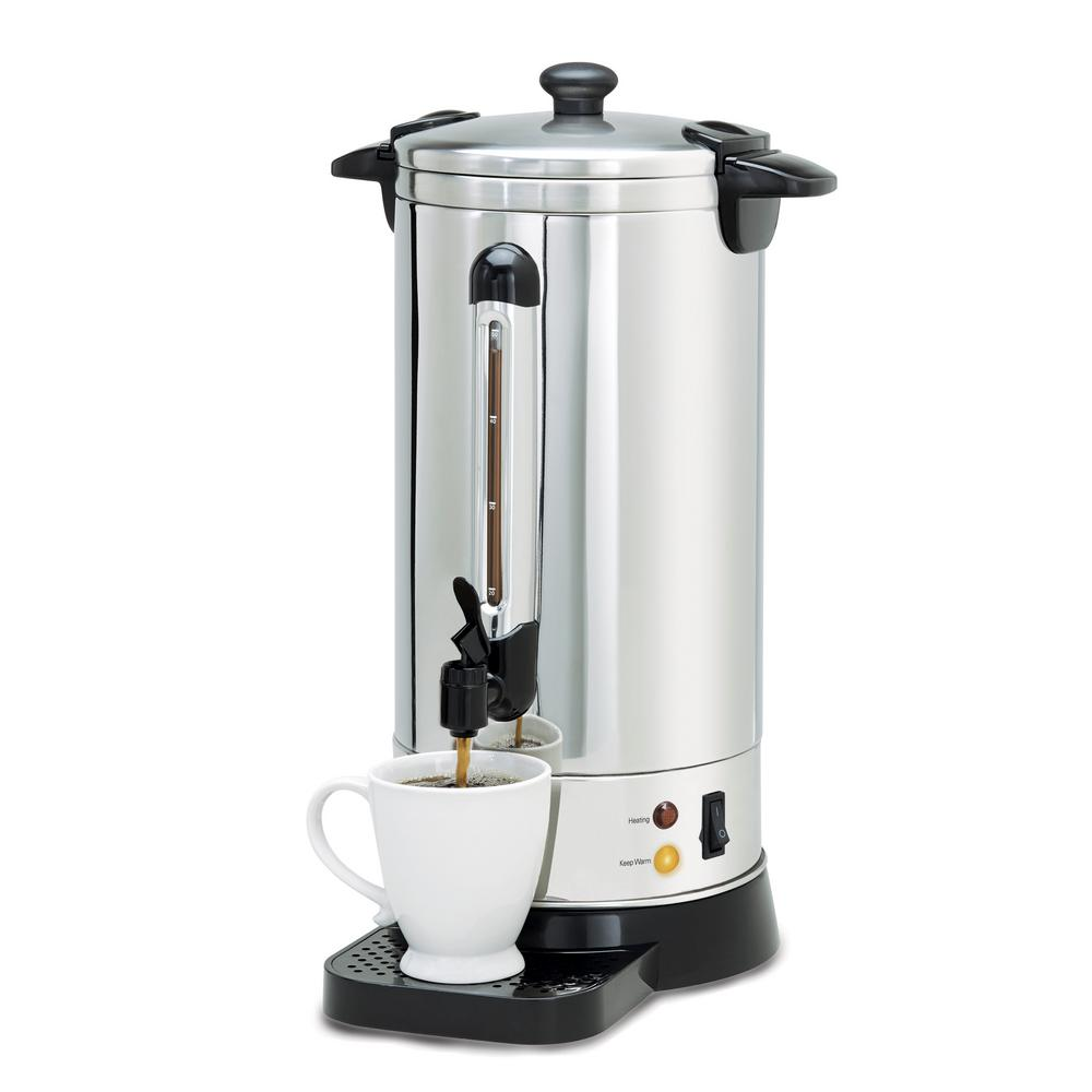 Nesco 30 Cup Coffee Urn Cu The Home Depot Akebonno Maker This Review Is From50